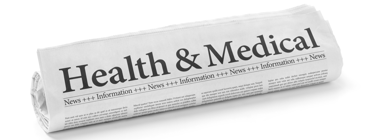 """Health & Medical newspaper 
