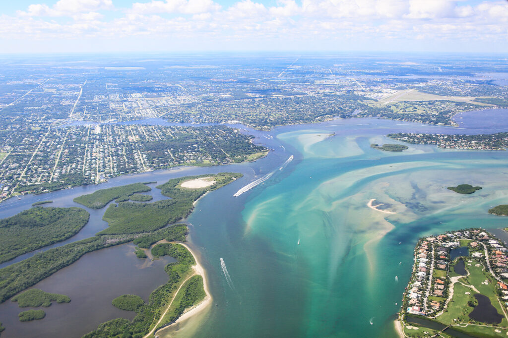 arial-view-of-fort-pierce-florida