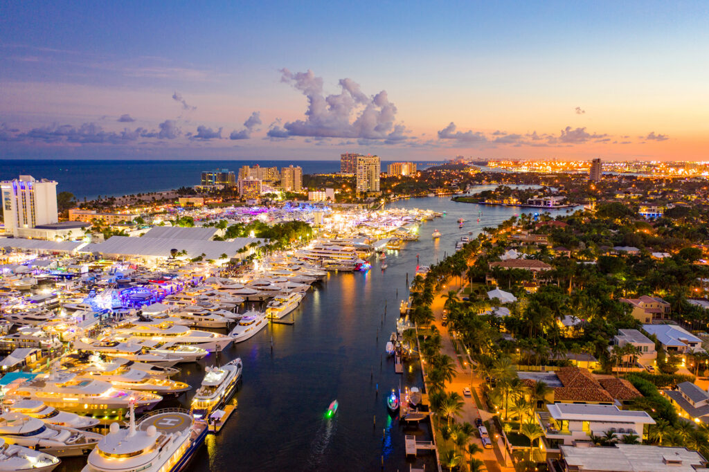 twilight-photo-fort-lauderdale-boat-show-2019
